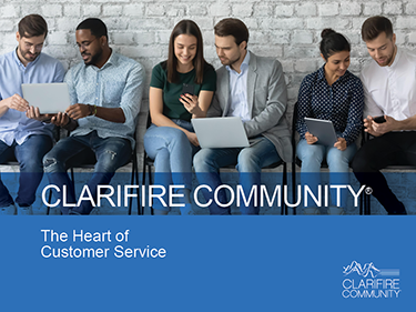 CLARIFIRE COMMUNITY eBook